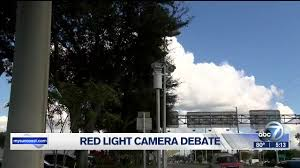 Red Light Ticket Sarasota Debate Continues Over Red Light Cameras On The Suncoast