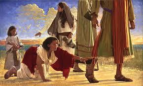 Resultado de imagen de mujer con jesus