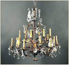 surprising real wax candle chandeliers round chandelier dining