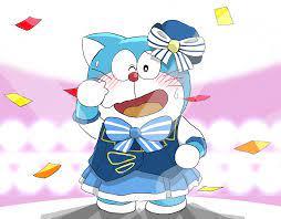 Hình ảnh Doremon Cute Chibi