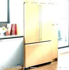 kitchenaid built in fridge ch mesmerizg not cooling