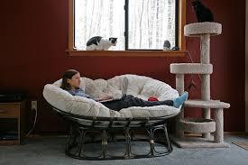 Double Papasan Cushion - Home Furniture Design
