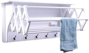 clothes drying rack accordion style