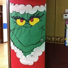grinch christmas door decorating ideas. Grinch Christmas Door Decorating Ideas. Contest Ideas  Iron Blog The Decorations I