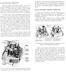 vintage ford generator wiring wirdig car voltage regulator wiring diagram automobile electrical systems