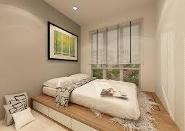 simple master bedroom interior design. Simple Hdb 4 Room Design Master Bedroom Ideas Interior B