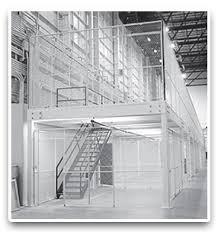 warehouse mezzanine modular office. Modular Steel Mezzanines Warehouse Mezzanine Office