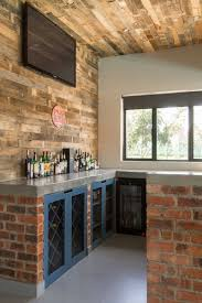 Braai Place Design House Lombard Built In Units Braai Area And Bar Sollection