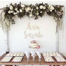 birch wedding arch hire melbourne