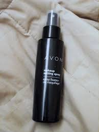 review avon makeup setting spray confessions of a makeup aholic
