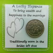 image is loading lucky sixpence for the bride 039 s shoe
