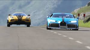Hello everyone and welcome back to the series, and also the 720p quality is back, which is very unfortunate. Koenigsegg Agera R Vs Bugatti Chiron Pur Sport At Highlands Koenigsegg Bugatti Chiron Bugatti