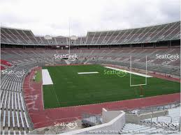 Ohio Stadium Seating Chart Ohio State Stadium Seating Map Ohio Stadium Section 30 C