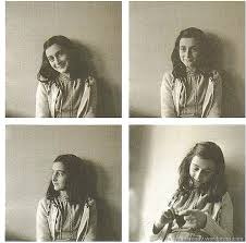 Anne frank in teen years