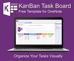 Onenote 2010 Project Management Templates 15 Juicy Kanban Board Templates For Excel Free Onenote