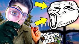 TROLL OSMANI BULDUM ! (GTA 5 GİZEMLERİ) - YouTube