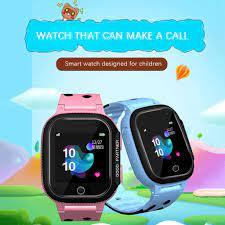 Định Vị GPS Trẻ Smartwatch1.44 Inch Mất Đồng Hồ Thông Minh Cho Trẻ Em Gái Bé  Trai Smartwatch Đồng Hồ Điện Thoại 2 SIM TF thẻ Tập Thể Hình|Đồng hồ thông  minh
