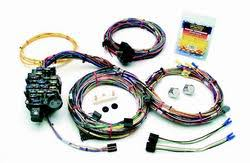 painless wiring com painless performance 1967 74 gm muscle car harness wiring harness 18 circuit gm column front mount fuse block spade fuse buick chevy