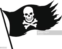 60点の海賊旗のイラスト素材クリップアート素材マンガ素材アイコン