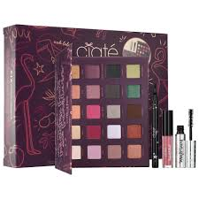 make up palette chloe morello s beauty haul by ciate london volume 2 ciaté london sephora