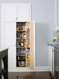Kitchen: Small Pantry Shelving Decor - Kitchen Pantry