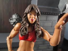 Action Figure Barbecue Action Figure Review Alicia Fox Series.