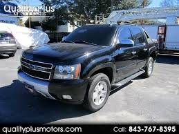 Used Chevrolet Avalanche For Sale In Conway Sc Cargurus