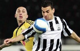 Αποτέλεσμα εικόνας για χαραλαμπιδης κωστας ποδοσφαιριστης παοκ