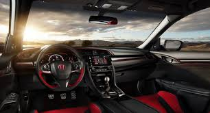 2018 honda civic interior. Contemporary Civic 2018 Honda Civic Type R Interior European Version Inside Honda Civic Interior