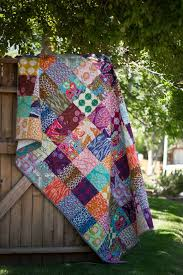 Best 25+ Bohemian quilt ideas on Pinterest | Teal quilt, Quilting ... & I love the mismatched colors~ from Marta with Love Field Study Patchwork  Quilt. Bohemian ... Adamdwight.com
