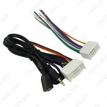 wiring harness adapter car stereo online shopping the world Wire Harness Adapter Car Stereo car audio cd stereo wiring harness adapter with usb aux plug for hyundai ix35 wire harness adapter car stereo