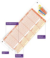 Mega Millions Chart Mega Millions Tennessee Lottery