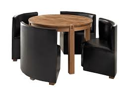 small dining room design ideas with rounded wood dining table set chic round dining tables and
