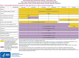 Cdc Children S Immunization Chart Living With Hiv And Other Lgbtq Issues Advisory Committee