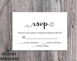 wedding rsvp postcards templates free wedding rsvp postcard template choice image template design ideas