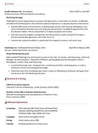 example resume marketing manager resume example-resume-marketing-manager- resume-1a