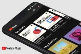 Youtube Brings Its Trending Charts To The Youtube Music App