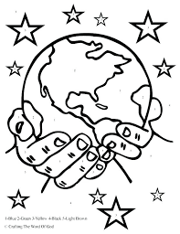 creation coloring sheet number 7 coloring sheet creation coloring pages 7 days of creation