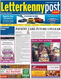 Letterkenny Post 05 05 16 By River Media Newspapers Issuu