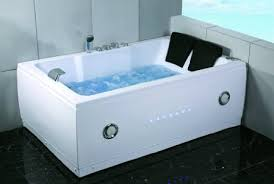 experience the most exciting night of your life in this 2 two person indoor whirlpool massage hydrotherapy white bathtub tub which is large enough to
