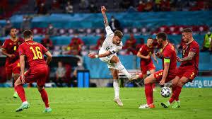 Euro 2020 2021 - Belgio - Italia 1-2: la partita - Video - RaiPlay