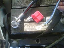 alternator feed wire nissan 240sx forums which is attached to the positive battery terminal i attached a picture of that too i do not have those 2 connectors coming from my fuse box