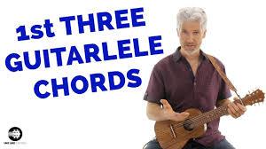 Guitalele First 3 Chords Uke Like The Pros Terry Carter