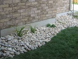 Collection in River Rock Landscaping Ideas Landscaping With River Rock  Installation Front Yard Landscaping
