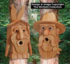 Birdhouse Patterns Gorgeous Birdhouse Wood Patterns Cedar Cowboy Indian Birdhouse Plans