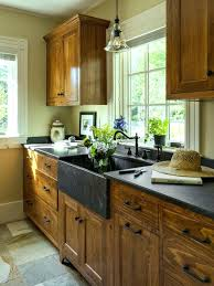 painted brown kitchen cabinets before and after. Paint Kitchen Cabinets Before And After Medium Size Of Brown Painted W