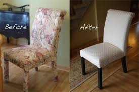 Reupholstering Dining Room Chairs How To Recover Dining Room Chairs Delectable Reupholstered Dining Room Chairs