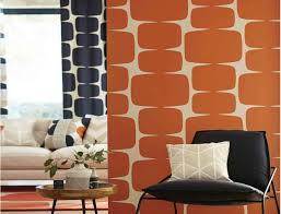 how to decorate with orange freshome com