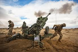 Marine Artilery Shadowy Marine Artillery Base In Iraq Attacked Again After Deadly