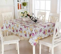 108 round tablecloth new table skirt pvc table cloth waterproof and hot oil disposable rural